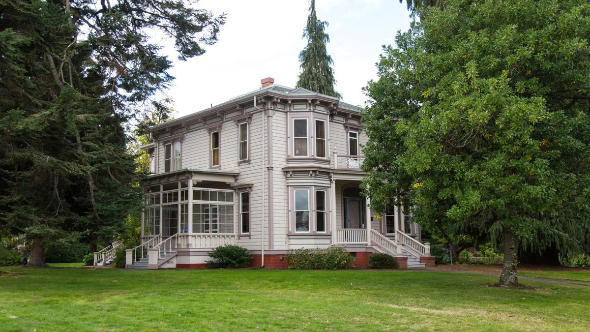 Building Legacies: Collier House — faded glory