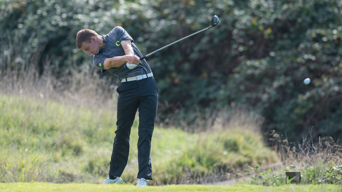 Photos: Oregon Men's Golf at Nike Golf Collegiate Invitational Day 1.