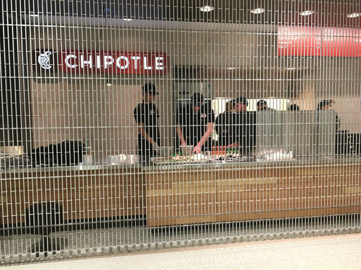 Better late than never: Joe's Burgers and Chipotle to open in EMU next week