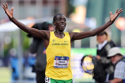 Cheserek runs world-leading mark in 5,000 meter season debut