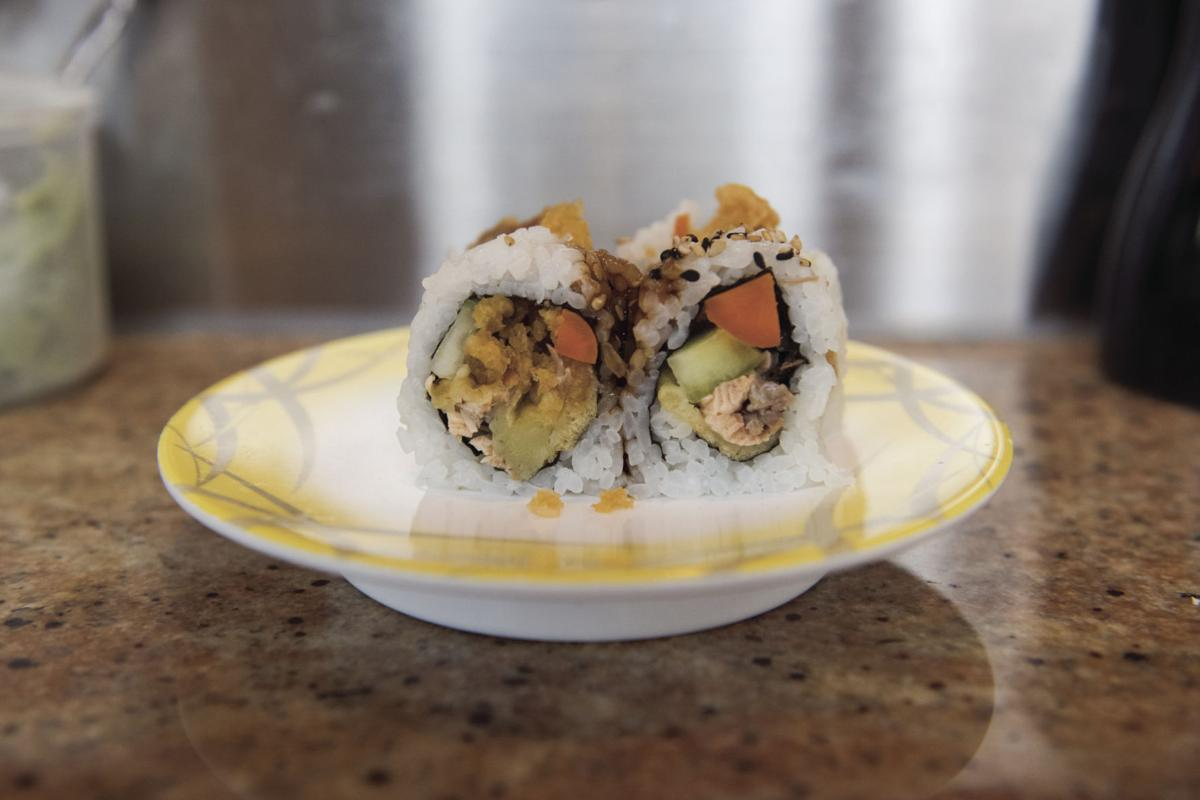 Conveyor belt sushi: how to make a notoriously pricey food affordable