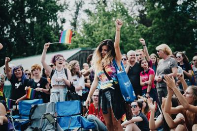 27th Annual Eugene-Springfield Pride Festival sees record turnout