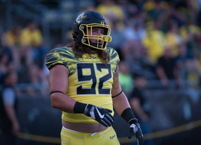 War Daddy: Henry Mondeaux sets the tone for Oregon's present and future