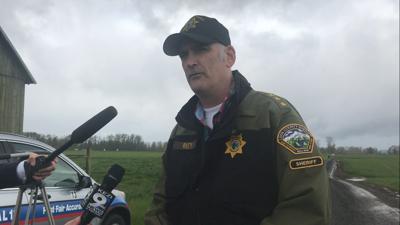 Four found dead in plane crash north of Eugene