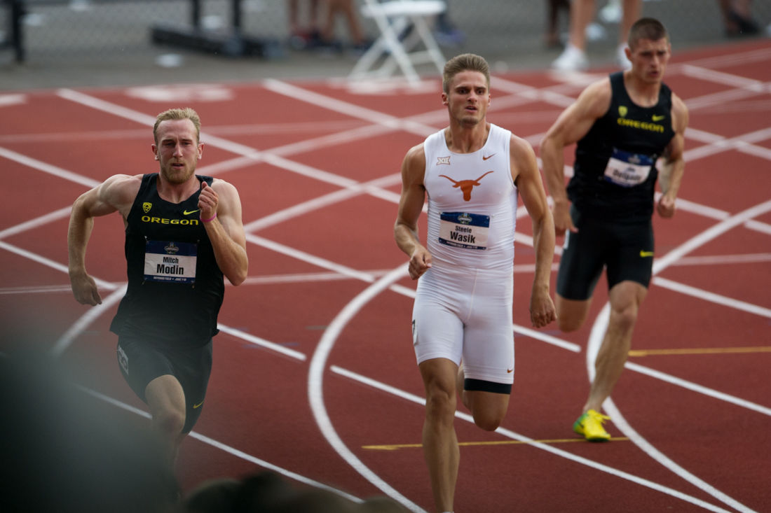 Recapping Oregon's performance in day two of the Olympic Trials