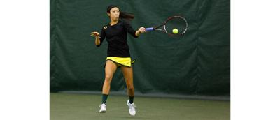 Nicole Long exits after a successful career with Oregon's women's tennis