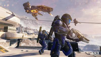 Berg: 'Halo 5: Guardians' is a pure Halo experience