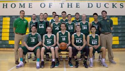In second year off the ground, men's club basketball making strides to establish culture