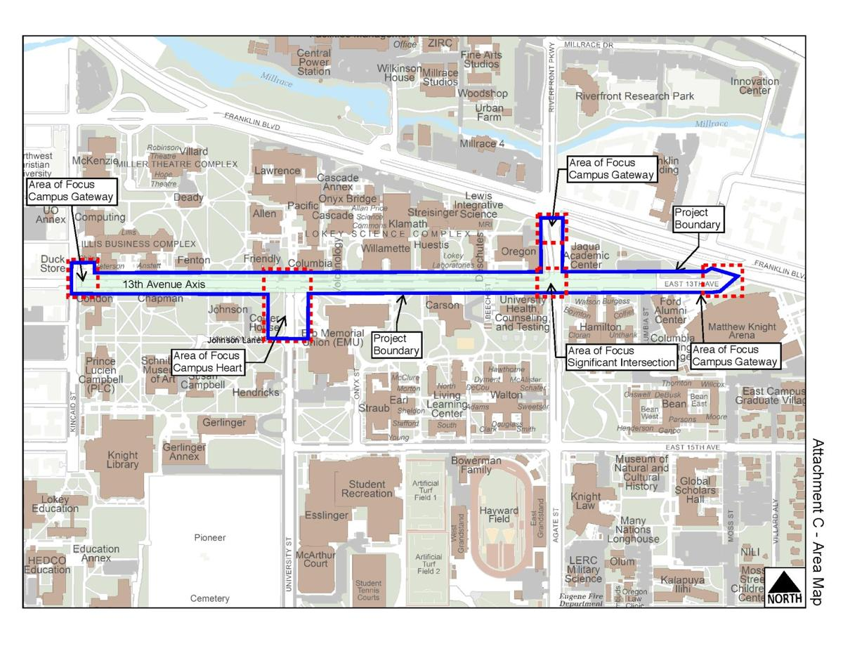 Potential redesign of 13th Avenue in the works