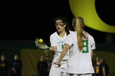 Oregon lacrosse falls to Colorado in Pac-12 Tournament semifinal