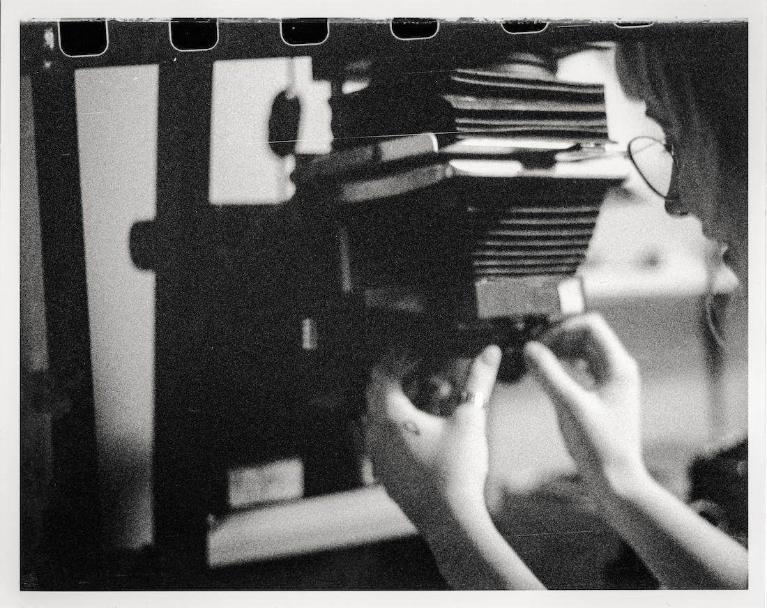 Reviving a dark art: Film is not dead
