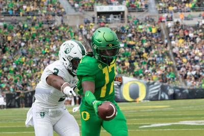 Oregon's offensive graduate-transfers show they can make impact in 2018