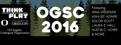 Preview: Oregon Games Studies Conference 2016