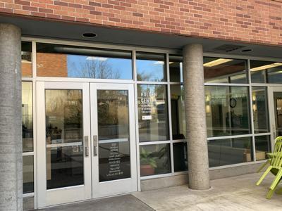 Holden Center Exterior
