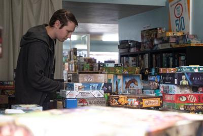 Unboxing board game culture at FunAgain's Gamer Garage Sale
