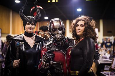 Photos: Eugene Comic Con