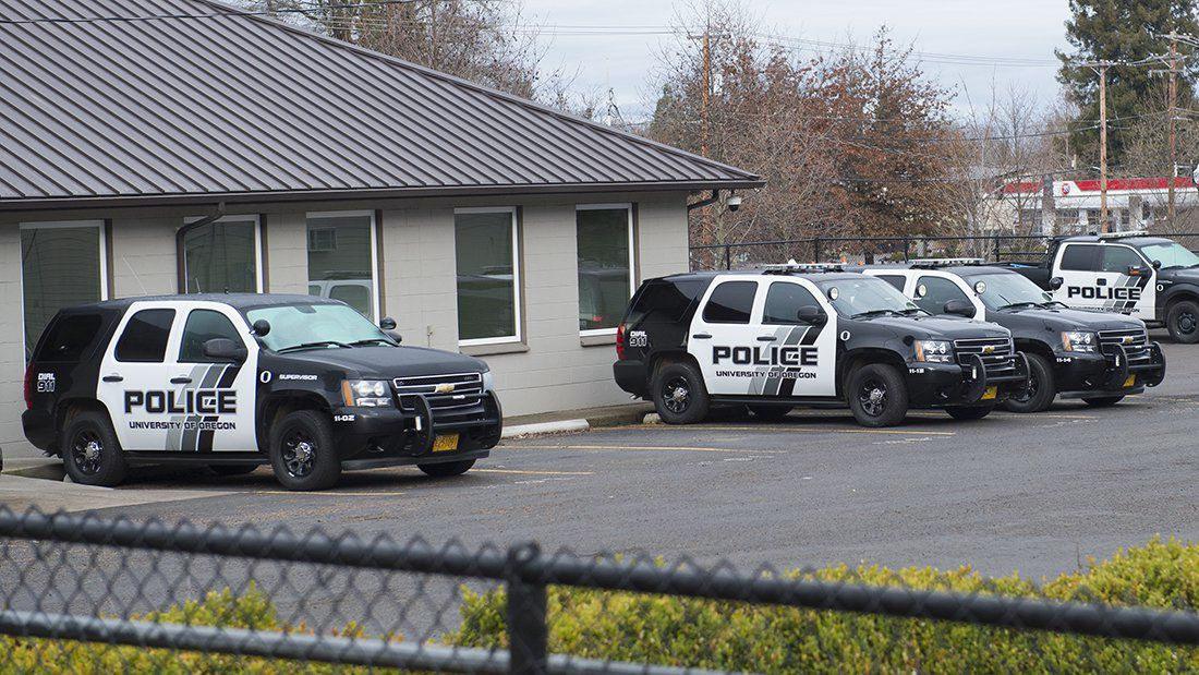 In the wake of robberies near campus, Eugene Police