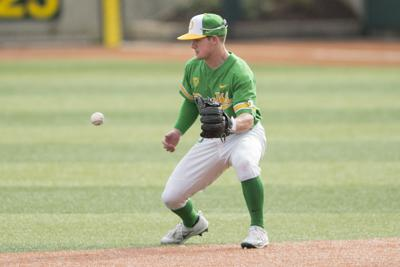 Ducks baseball closes out road trip with 9-6 win over BYU