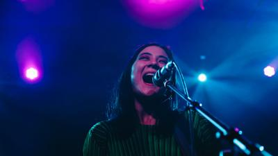 Review: Japanese Breakfast's Michelle Zauner reflects on growing up in Eugene at intimate WOW Hall show