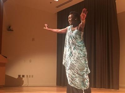 Taste of Africa Night provides a showcase of culture for UO students