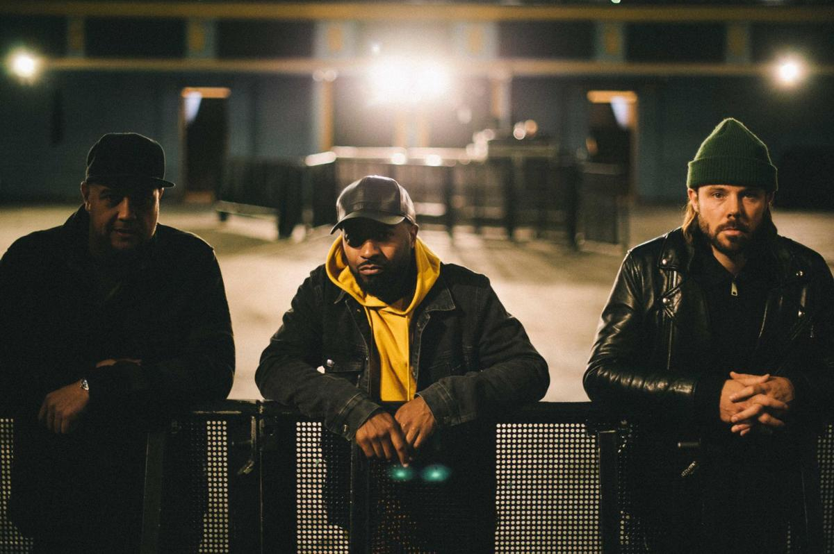 Familiar faces, unfamiliar sounds: Electronic music trio Keys N Krates will return to Eugene with a new sound and stage show