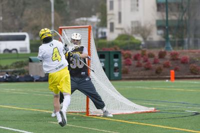 Oregon club lacrosse's Michael Marcott transitions from player to coach