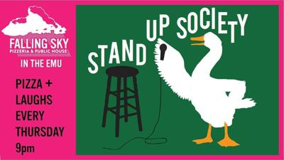 UO Stand-Up society moves open-mic nights to Falling Sky