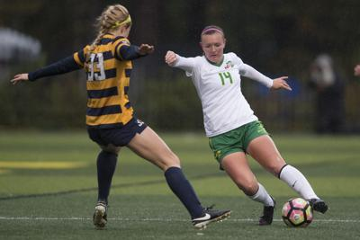 Kyra Fawcett is a bright spot in Oregon soccer's up-and-down season