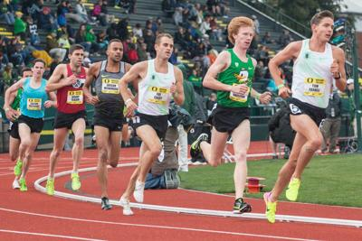 Oregon notches four qualifiers on the first day of the NCAA West Regionals