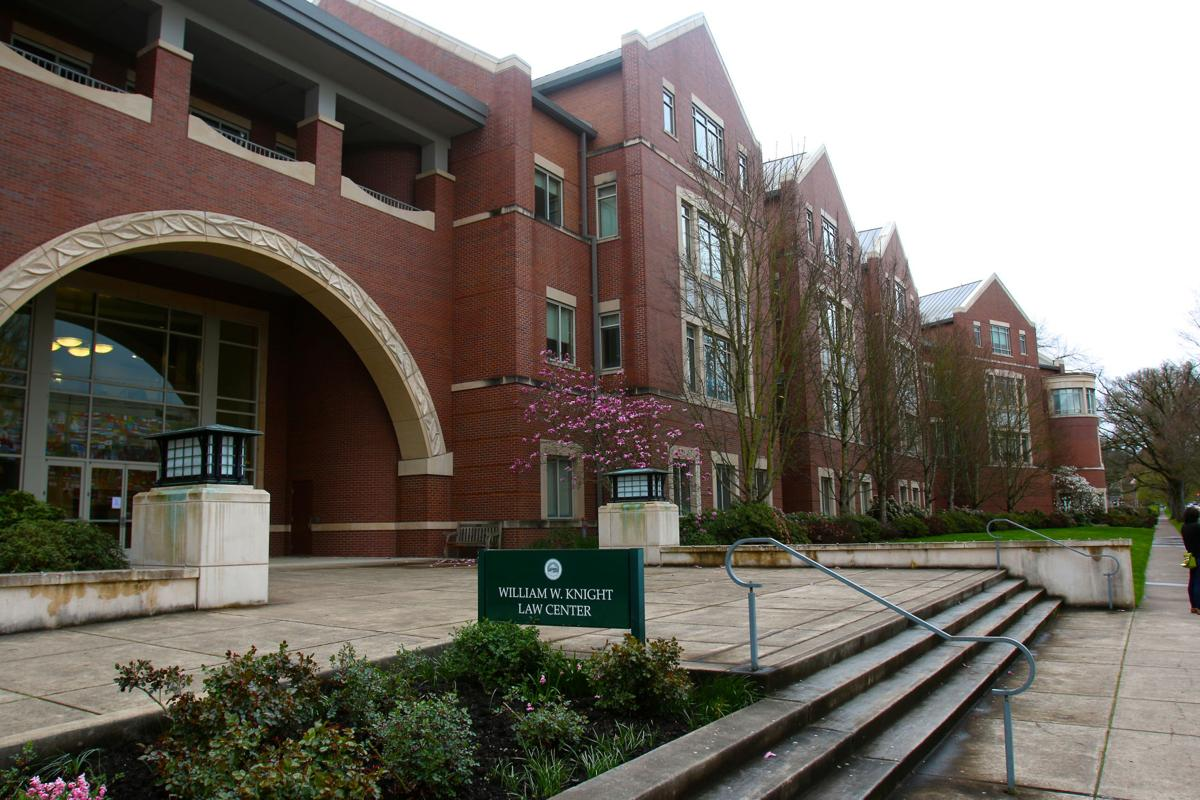 Former law student sues UO, alleges disability discrimination