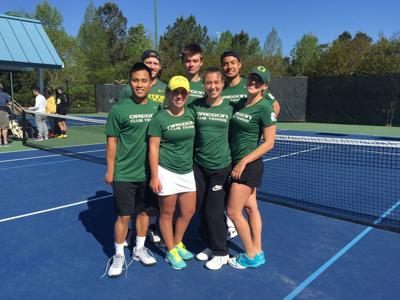 Oregon club tennis finishes out season at National Championships