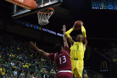 The Ducks Emerged From Their Locker Room In Fluorescent Yellow Jerseys To A Half Hearted Cheer Maybe Quarter Full Matthew Knight
