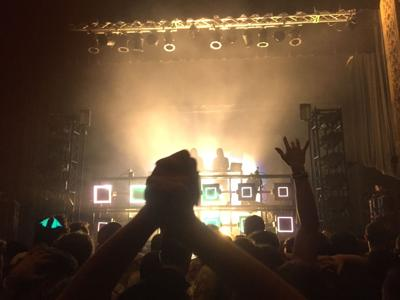 Zeds Dead gives lackluster performance at McDonald Theater