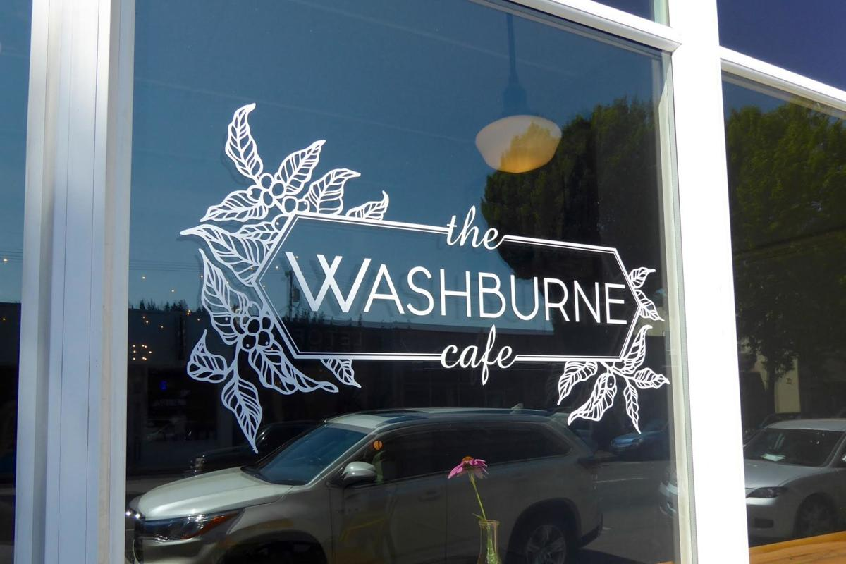 The Washburne Cafe represents a mix of the historic and modern Springfield community