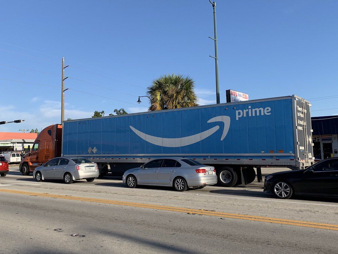 Oliver: How Amazon has ruined the holidays