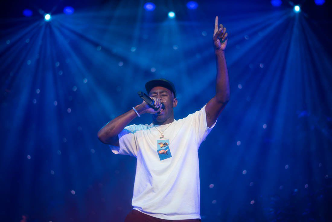 Review: Tyler, The Creator and Vince Staples perform their respective, vogue catalogues for Portland's Veterans Memorial Coliseum