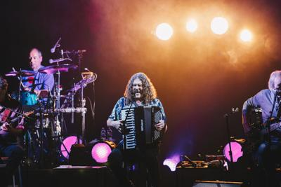 Review: 'Weird Al' Yankovic performs mostly original material for an intimate sold-out show at McDonald Theater