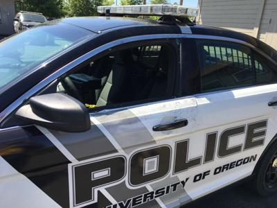 UOPD responds to reports of potentially armed subject on 13th and Kincaid