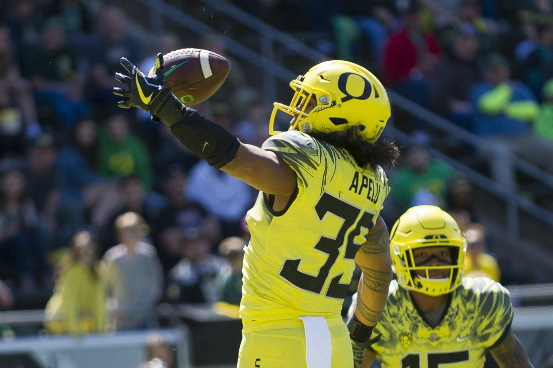 Top takeaways from the 2018 Oregon football spring game