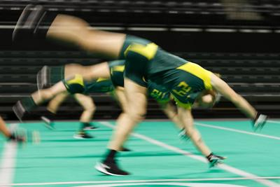 Oregon's Krista Phillips named NCATA player of the week