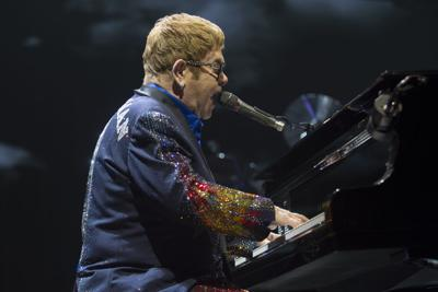 Review: Elton John is all right on a Saturday night in Eugene