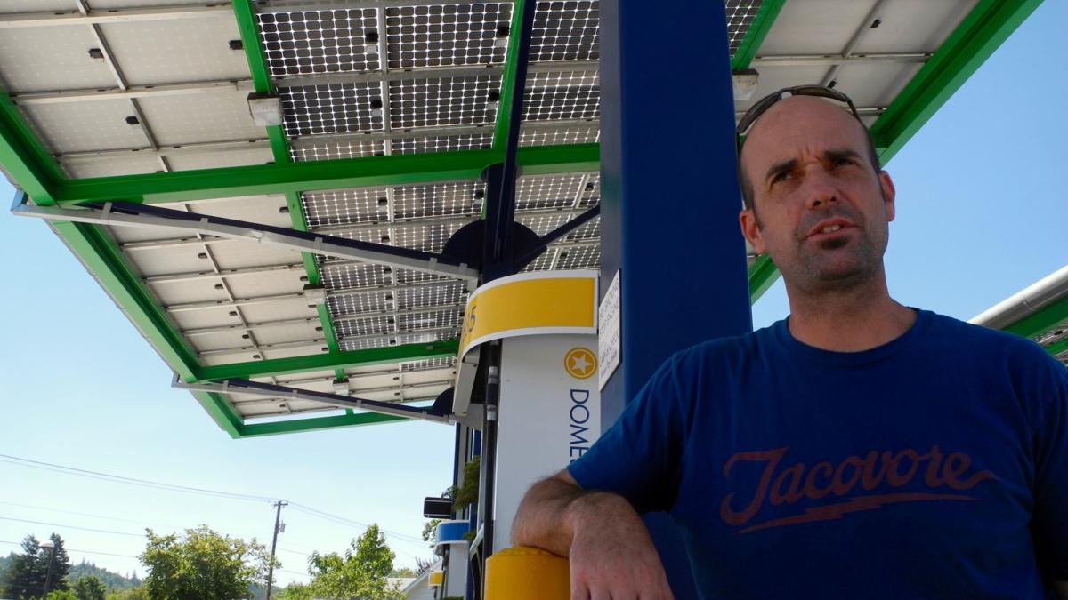 How a UO dropout found success by turning the college's cooking oil into biofuel
