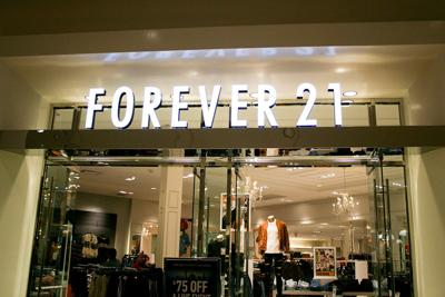 Future of Eugene Forever 21 uncertain after corporate bankruptcy
