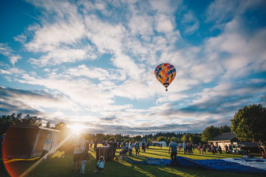 Photos: 2018 Festival of Balloons raises wonder to Oregon skies