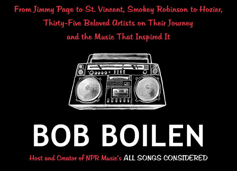 Review: 'Your Song Changed My Life' by Bob Boilen