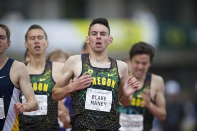 With a strong showing at Pac-12s, Blake Haney hopes to get back on track for championship season