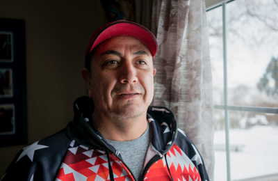 Q&A: David Archambault II, chairman of Standing Rock Reservation