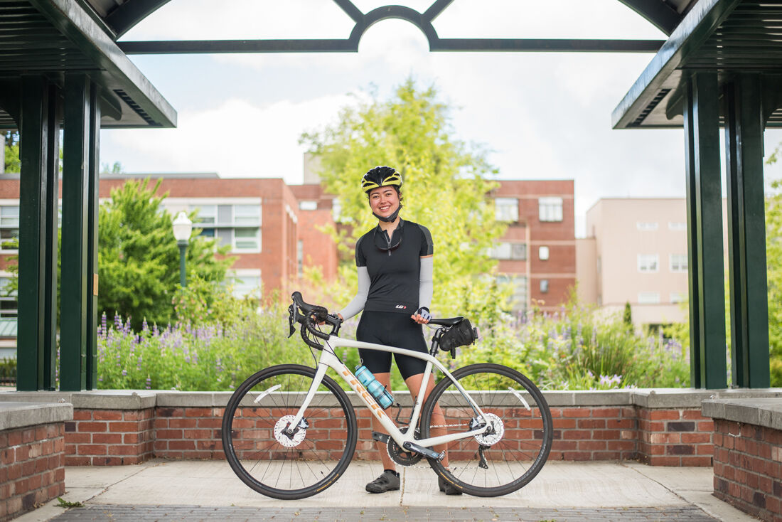 A student guide to biking in Eugene