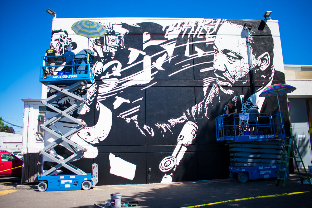 Preview: 20x21EUG Mural Project brings international art to Eugene Walls