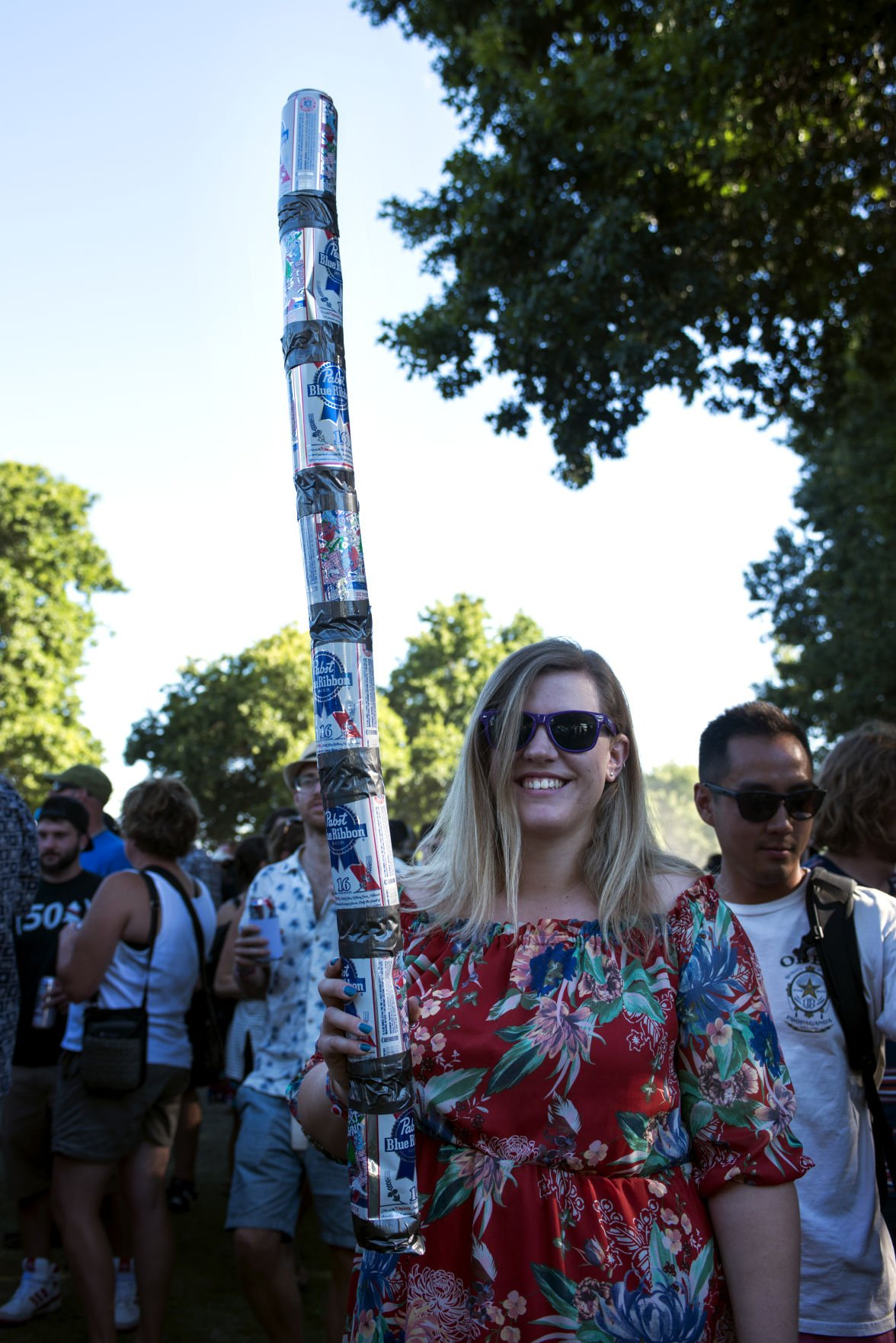 Day One Photos: MusicfestNW presents Project Pabst at the Tom McCall Waterfront Park